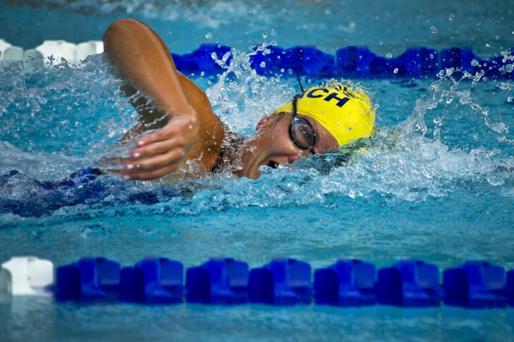 learn to swim for triathlon - tips