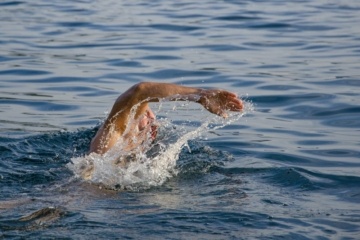 swim training plan for triathlon