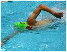 Colony Zones Master Swim Meet