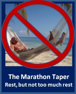 Mastering the Taper