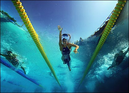 how to swim to increase stamina
