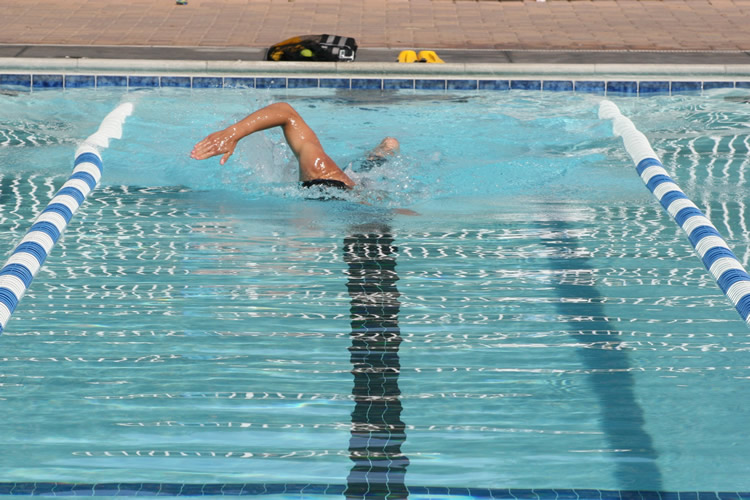 Swim Workout Endurance