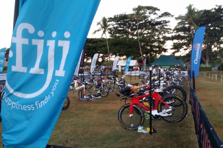 Fiji Long Course Triathlon 2015