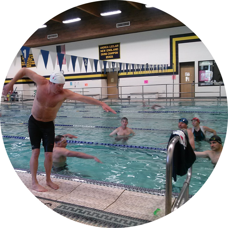 Age Group Swimming Workouts 102