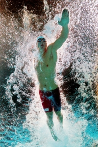 Power in Swimming