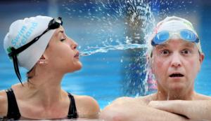 How the Triathlete Stole Swim Practice