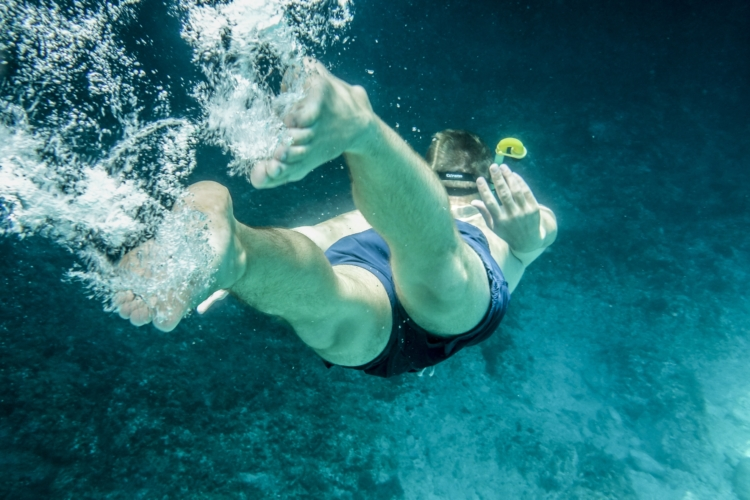 The Breathing Solution To Swimming With Dominic Latella