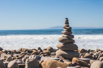 balance and inspiration