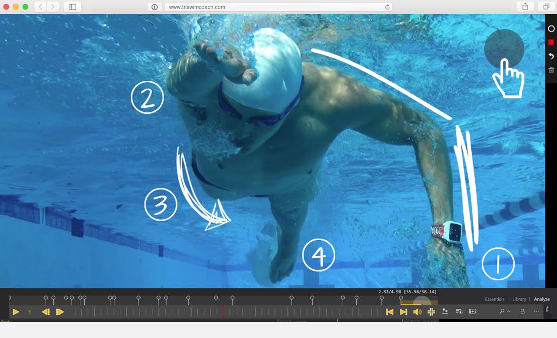 swim-stroke-analysis-browser