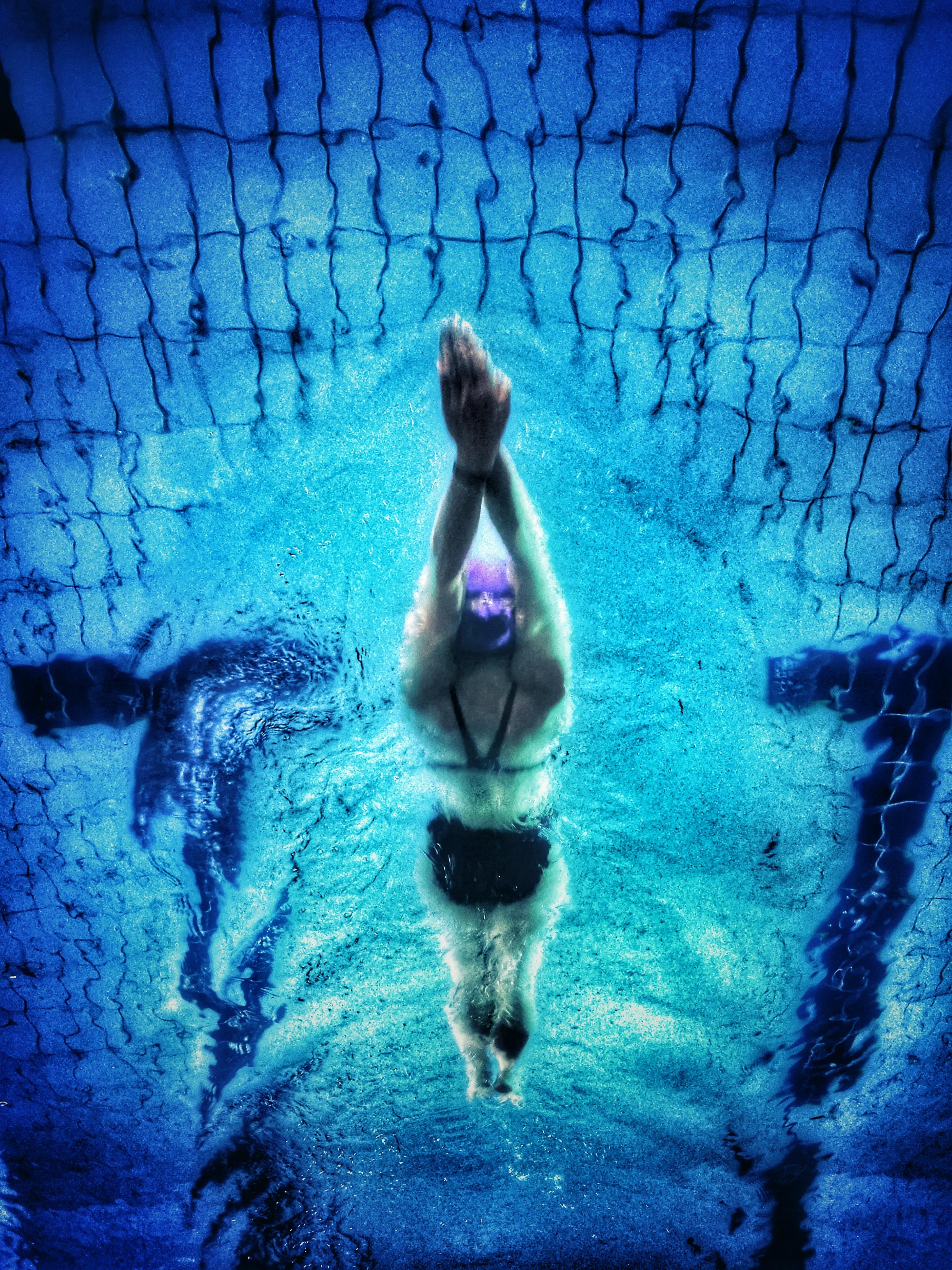 Blog Triathlon Swim Training